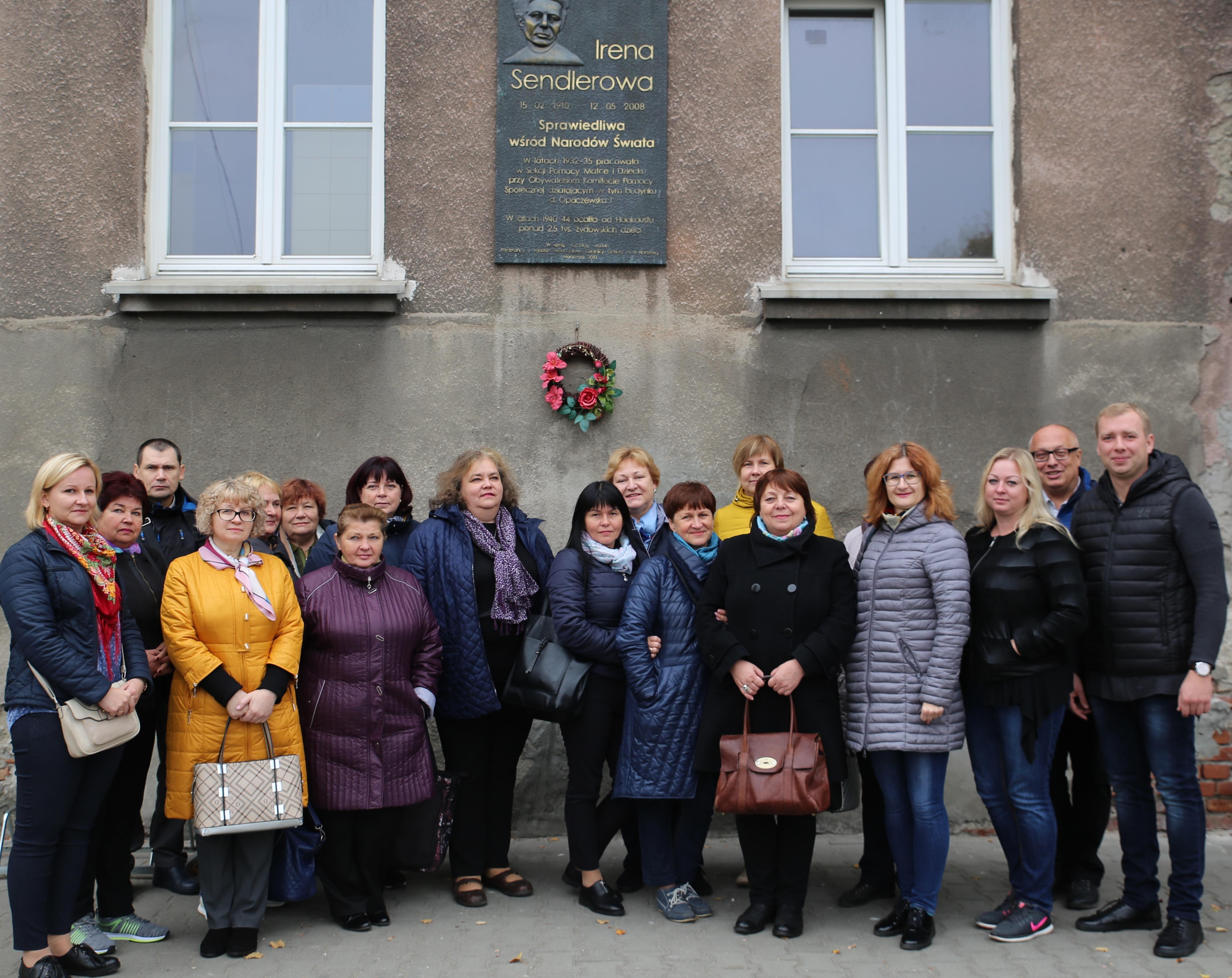 Sendlerowej w Warszawie