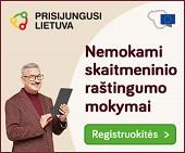 Prisijungusi Lietuva
